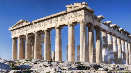 В Греции всё есть!