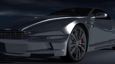 Aston Martin представил свой первый кроссовер DBX