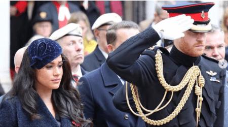 Меган Маркл не может получить британское гражданство
